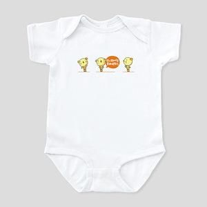 I'm Mom's Favorite! Infant Bodysuit