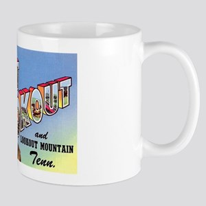 Point Lookout Tennessee Mug