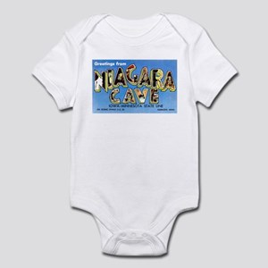Niagara Cave Iowa Minnesota Infant Bodysuit