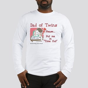 Dad in Time Out Long Sleeve T-Shirt
