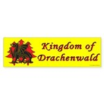 Drachenwald Populace Bumper Sticker (50 pk)