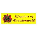 Drachenwald Populace Bumper Sticker