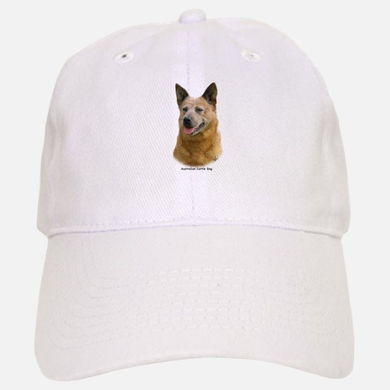 Aust Cattle Dog 9K009D-19 Baseball Baseball Cap