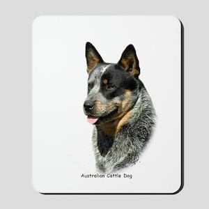 Australian Cattle Dog 9F061D-05 Mousepad