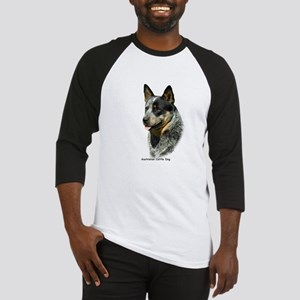 Australian Cattle Dog 9F061D-05 Baseball Jersey
