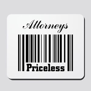 Attorney Mousepad