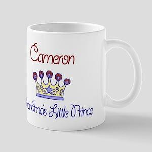 Cameron - Grandma's Prince Mug