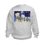 WHEATIE family of 4 Kids Sweatshirt