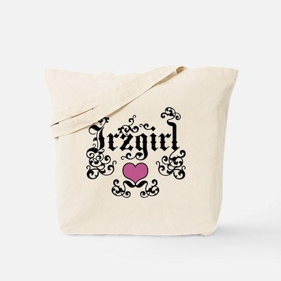 Jrzgirl Tote Bag