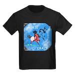 Drama Appaloosa Kids Dark T-Shirt