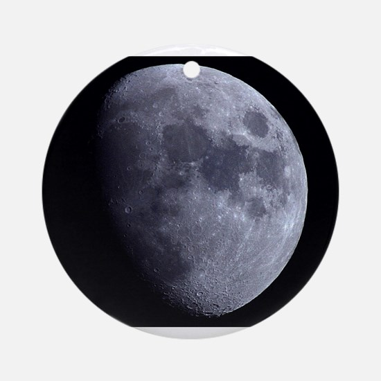 In a Blue Moon Ornament (Round)