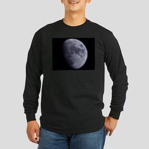 In a Blue Moon Long Sleeve Dark T-Shirt