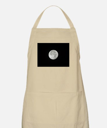 Man in the Moon BBQ Apron