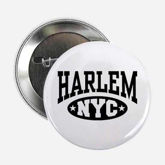 "Harlem NYC 2.25"" Button"