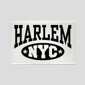 Harlem NYC Rectangle Magnet