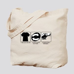 Raise Up Tote Bag