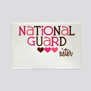 NG Sister Rectangle Magnet