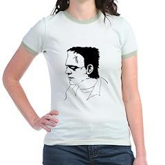 Frankenstein Illustration T