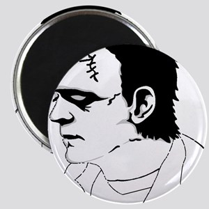 Frankenstein Illustration Magnet