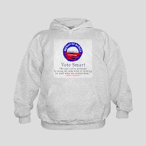 Big Boys for Barack (Vote Smart) Kids Hoodie
