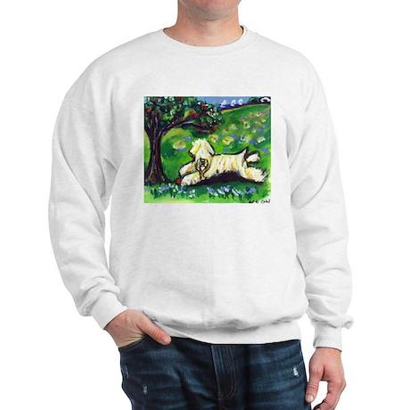 Wheaten Season Summer Sweatshirt