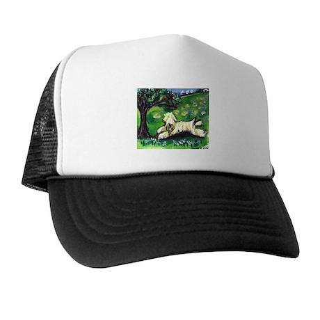 Wheaten Season Summer Trucker Hat
