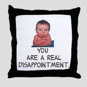 You really... Throw Pillow