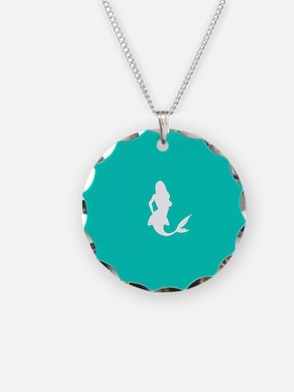 Mermaid (Aqua) Necklace