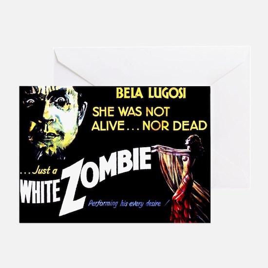 White Zombie [1932 Film] Greeting Card
