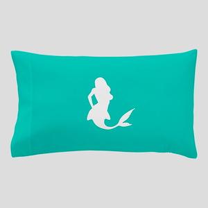Mermaid (Aqua) Pillow Case