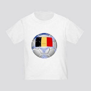Belgium Soccer Toddler T-Shirt
