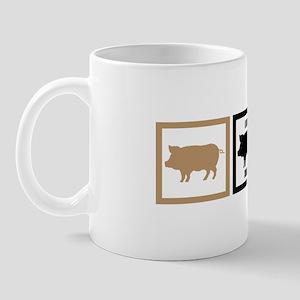 I Love Pork Adobo Mug