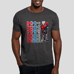 Hockey Sport Dark T-Shirt
