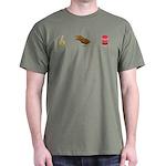 Atheist's Nightmare Men's T-Shirt (Dark)