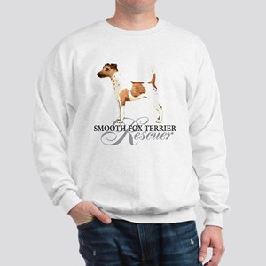 Smooth Fox Terrier Rescue Sweatshirt