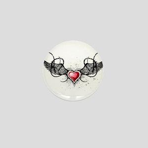 Wing Design I Mini Button