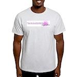 Bhangra Superstar [Girls] Ash Grey T-Shirt