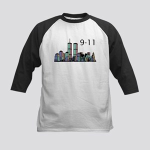 World Trade Center 9-11 Kids Baseball Jersey