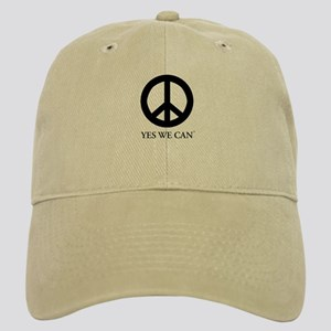 Yes We Can Peace Sign Cap
