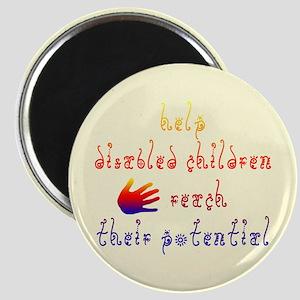 Disabled Children Magnet