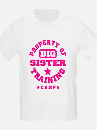 Property of Big Sister Traini T-Shirt