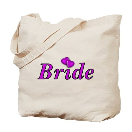 Bride Simply Love Tote Bag