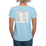 MA's Flashbacks 2007 Women's Light T-Shirt