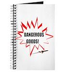 DANGEROUS GOODS! Journal