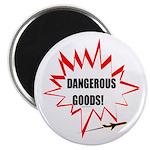 DANGEROUS GOODS! Magnet