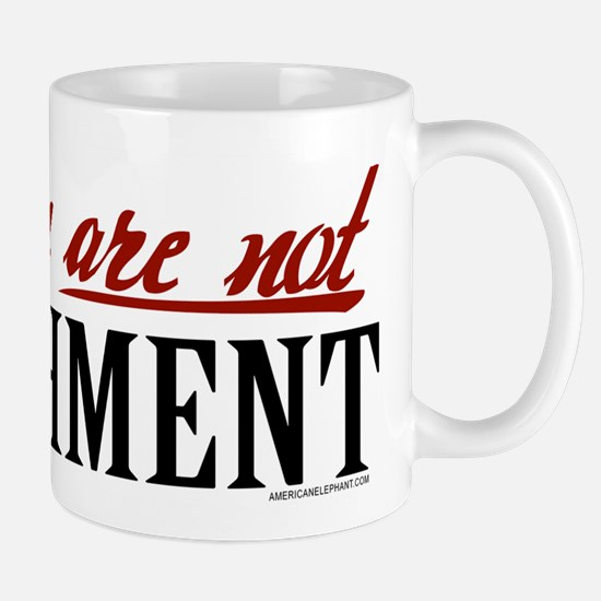 Children Are Not Punishment Mug