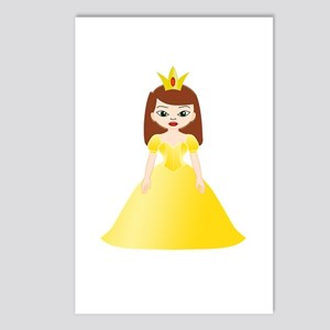 Princess Sunny Postcards (Package of 8)