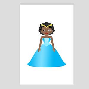 Princess Ebony Postcards (Package of 8)