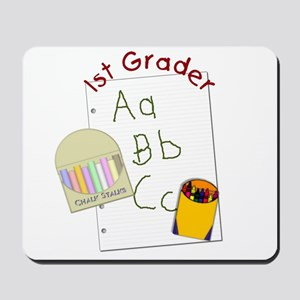 First Grader Mousepad