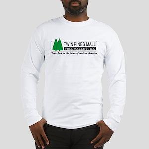 BTTF 'Twin Pines Mall' Long Sleeve T-Shirt